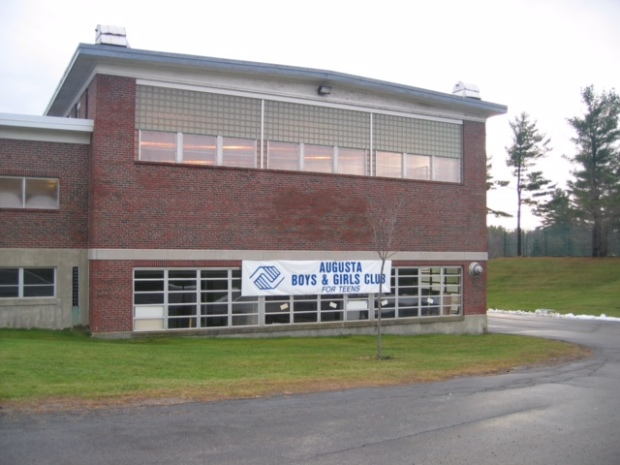 Site of the Augusta Boys and Girls Club at  Buker Center